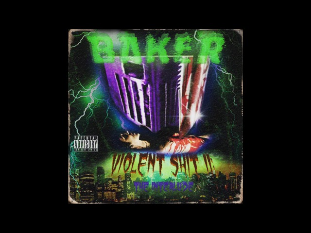 BAKER PHONK - VIOLENT SHIT II THE INTERLUDE [Full Album]