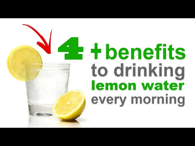 4 Benefits to Drinking Warm Lemon Water Every Morning || Weight Loss Tips 85