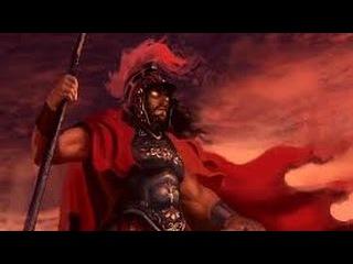✞ Битвы богов ✞ Арес против Афины ✞