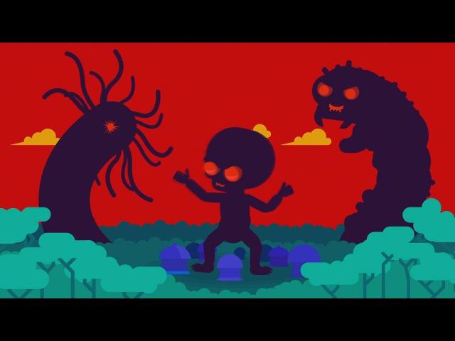 Ужасные паразиты (NTD) | Kurzgesagt на русском от Yap Kiwi!