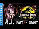 Прохождение -Jurassic Park- за Гранта (SEGA) [Трое в танке]