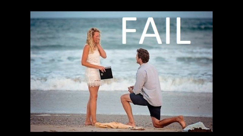MARRIAGE PROPOSAL FAIL COMPILATION | Girl Says No