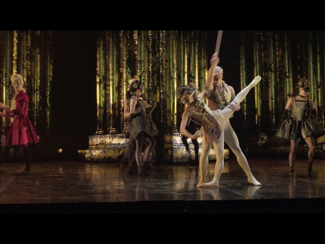Northern Ballet Casanova - Palace Theatre Manchester - ATG Tickets