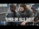 Vikings Tribute Ragnar and Rollo