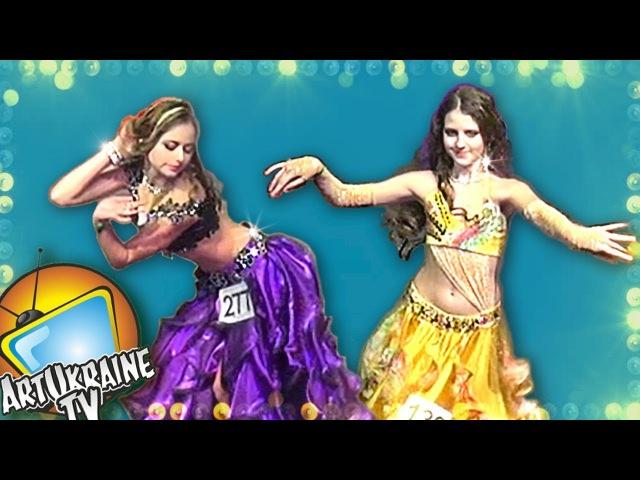 Belly Dance Improvisation ☀ Semifinal Solo ☀ Girls 14-15 yrs ☀ Ukraine Oryantal Dans Championship ☀2