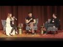 Wind River Screening Q A with Elizabeth Olsen, Jeremy Renner, Chris Evans Robert Downey Jr.