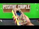 Phone case made of pencils and epoxy. Карандаши и эпоксидная смола.