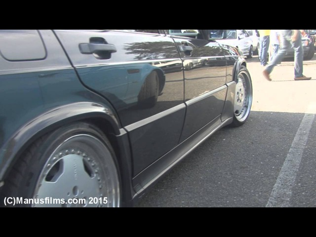 Mercedes Benz 190E 2.3-16 Cosworth In Detail
