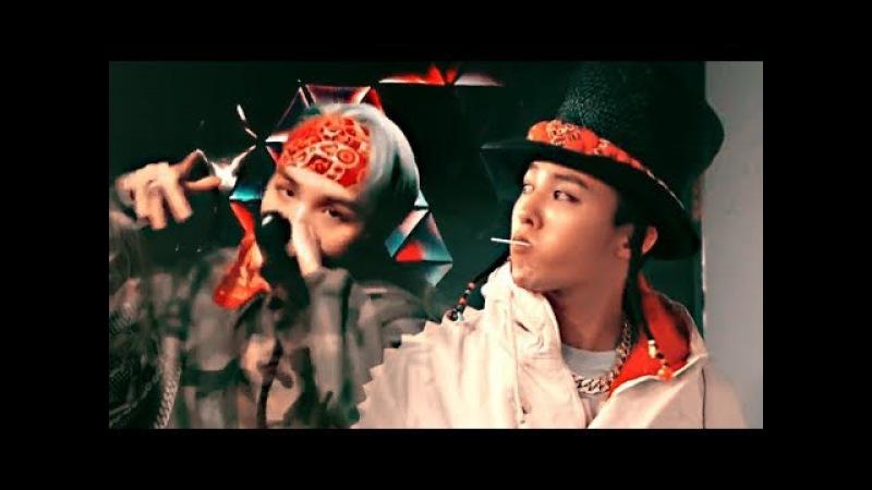 BTS GDXTAEYANG - MIC DROP X GOOD BOY (MASHUP)