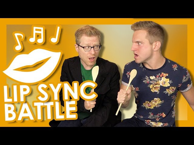 Lip Sync Battle with Anthony Rapp   TYLER MOUNT