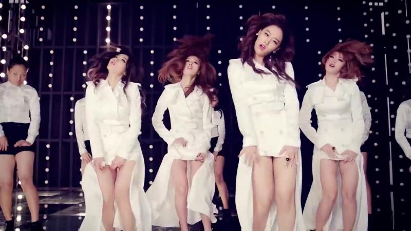 Зажигательный корейский эротический танец .M_V SECRET(시크릿) - POISON(포이즌)
