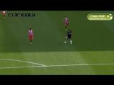 Жирона - Севилья. 0-1. гол Мурьель. Испания. Ла Лига. 4 тур