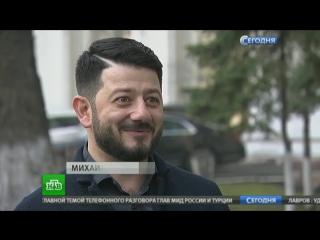 Каскадеры готовятся к масштабной реконструкции штурма Рейхстага в Подмосковье - НТВ