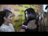 SYTYCD 14 Top 4 Perform - Vanessa Hudgens INTERVIEW