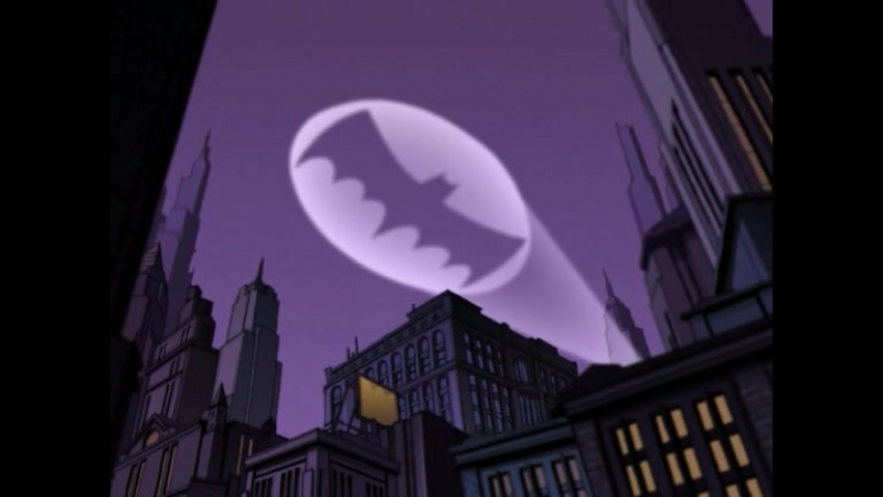 The Batman.Бэтмен (2004-2008) Второй сезон 13 серия
