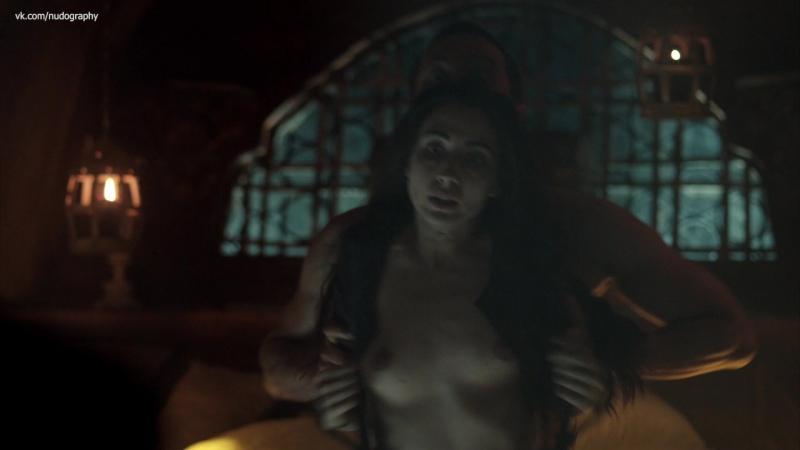 Дилан Гвин (Dilan Gwyn) голая в сериале Демоны Да Винчи (Da Vinci's Demons, 2014) s02e03 (1080p)