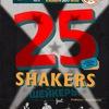 04.11 | 25 лет THE SHAKERS в Клубе GAUDI!