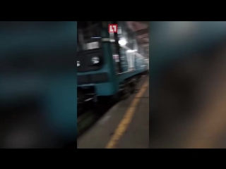 Машинист блогер о сломанных поездах в московском метро
