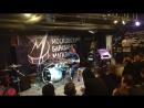 Денис Попов известный иркутский, российский барабанщик российские и зарубежные проекты мастер класс февраль 2017 года