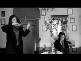 Кавер на пианино и скрипке песни Корнелюк - Гимн Воланда (Мастер и Маргарита)