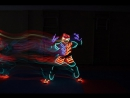Мегакрутое световое шоу с танцорами Light Balance are switched on [HD 1080] (#DH)