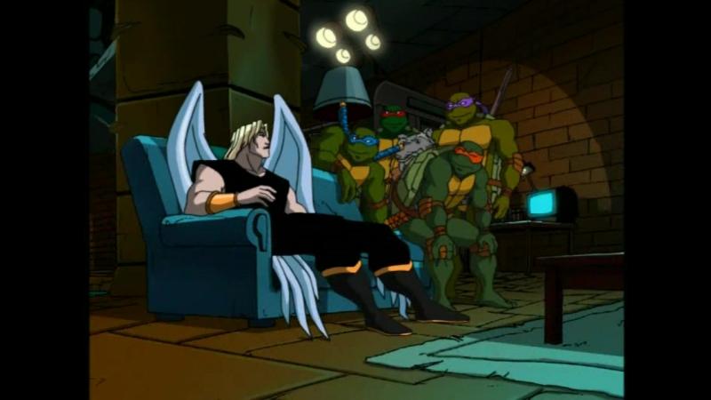 Мутанты черепашки ниндзя. Новые приключения /Teenage mutant ninja turtles 4 сезон 7 серия