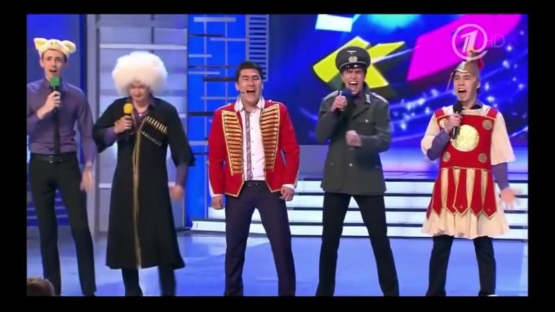КВН - Камызяки 2013 г Высшая лига