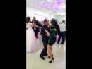 красивый танец невесты с отцом.Молдова