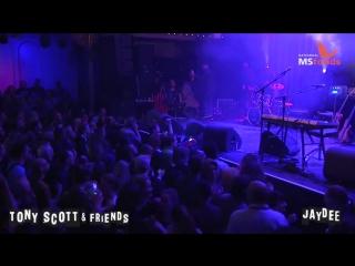 Tony Scott  Friends ׃ Jaydee