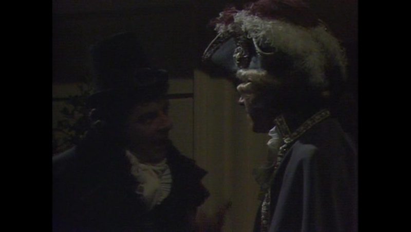 Black Adder the Third - Amy and amiability