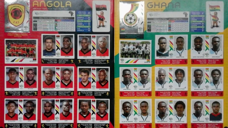 Panini Album FIFA World Cup Germany 2006 100 % COMPLETE FULL