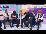 [RUS SUB][25.10.16] BTS @ The Show News