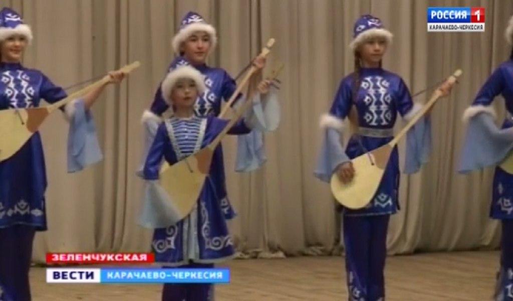 В станице Зеленчукская прошел 20-й республиканский фестиваль-конкурс хореографических коллективов