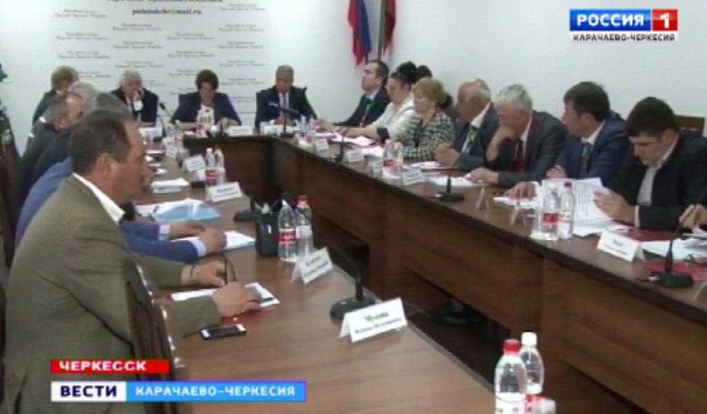 Общественная палата республики подвела итоги за прошлый год