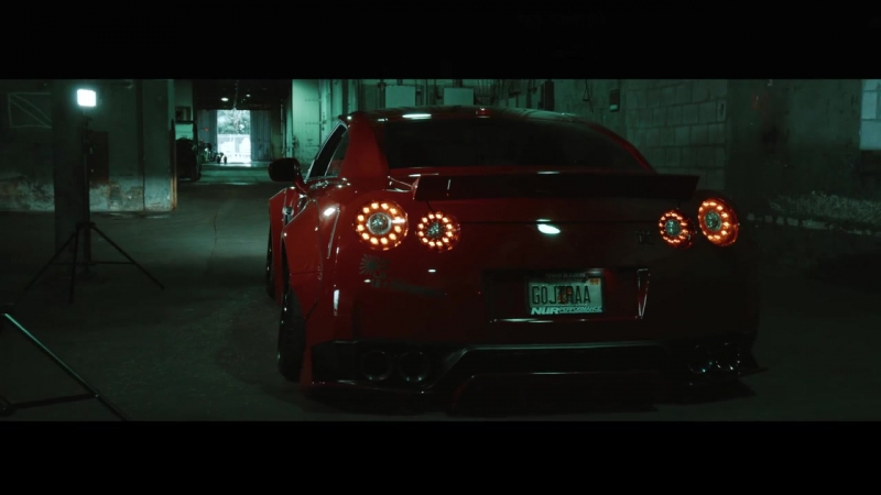 Nissan GT-R Liberty Walk