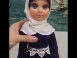 Обучающая кукла-мусульманка