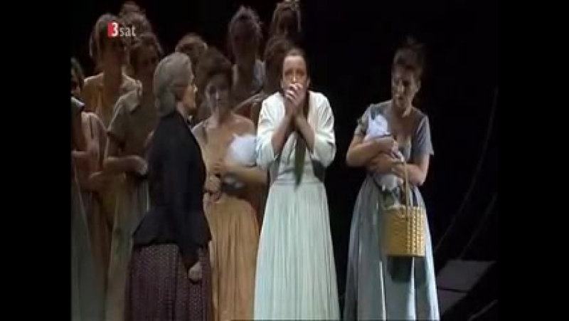 Nina Stemme sings Sentas ballad frin Wagners Der Fliegende Hollander