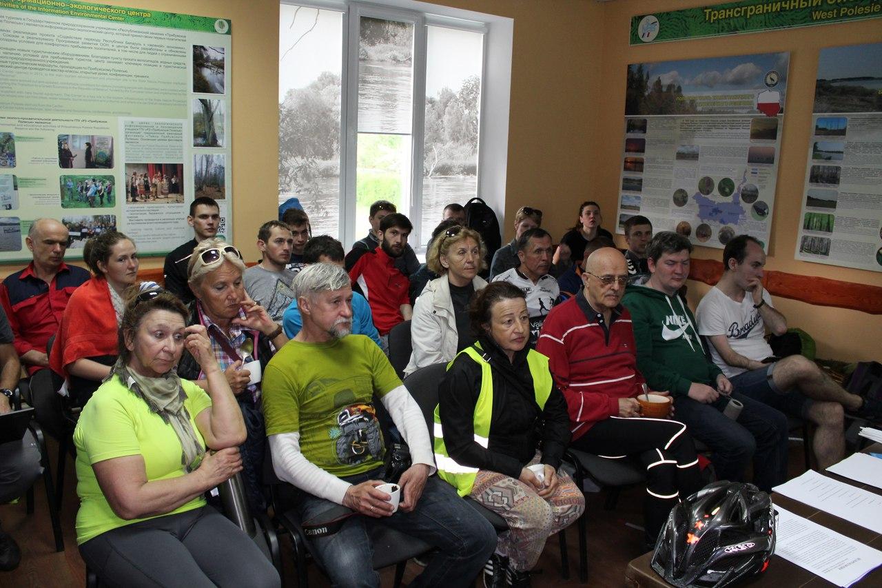 На первом форуме велосипедных организаций Брестской области приняли Велорезолюцию