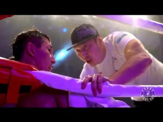 MMA Fighters KZ: Сбит Жсп!