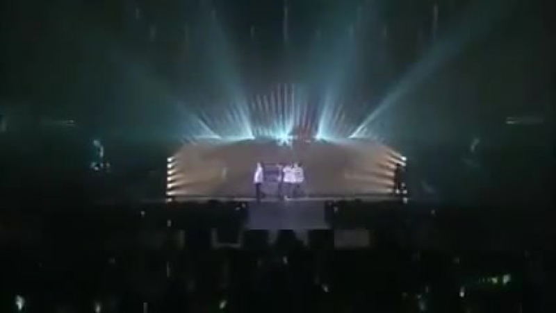 SS501 Crazy For You Performance (RUS SUB)