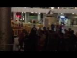 Полиция Севильи избивает фанатов «Спартака». Беспредел в Севилье.