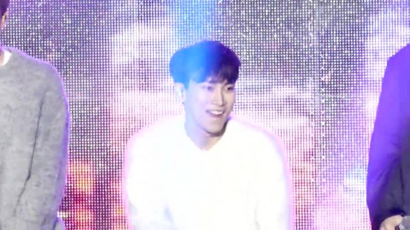 [FANCAM] 15.10.2017: BTOB - MOVIE (Фокус на Ынквана) @ Daegu Kpop Concert