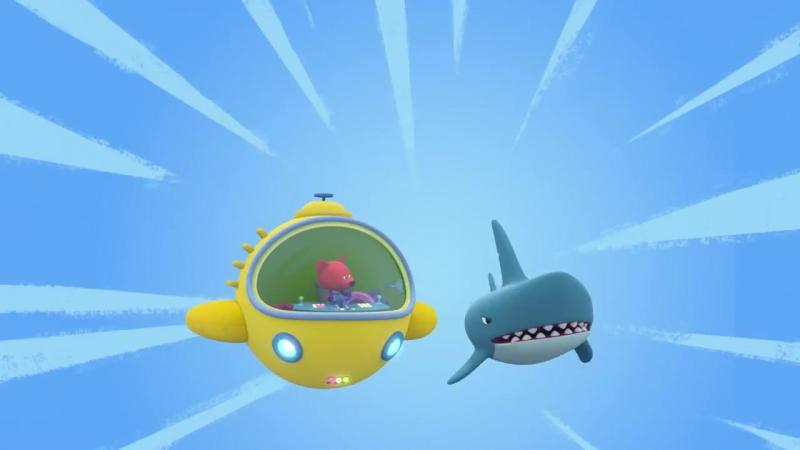 Ми-ми-мишки Серия 96. Подводная одиссея. HD