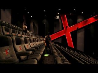 МИ-6 вербует новобранцев среди посетителей кинотеатров