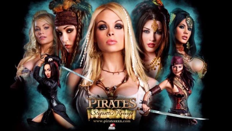 Порно пародия пираты онлафн