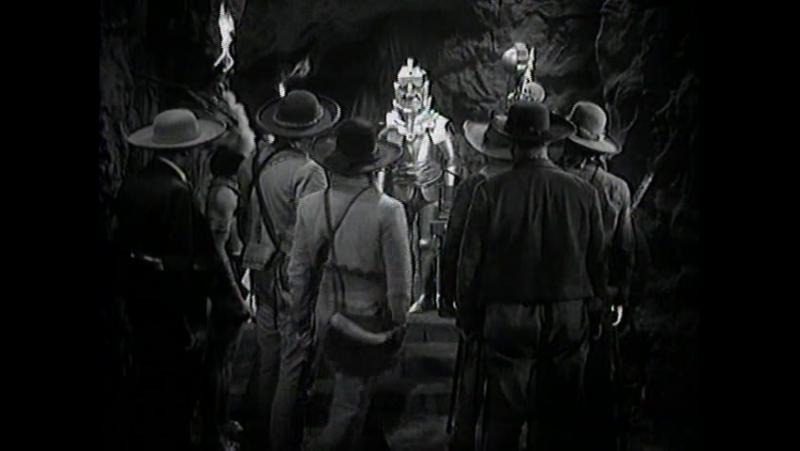 Сражающийся легион Зорро 1 серия (1939)