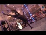 Современные танцы 21 века. Победитель в аэротрубе. Танцы в аэродинамической трубе леонид волков