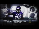 Top 100 Players of 2017: № 98 Adrian Peterson