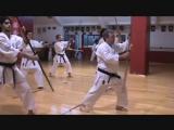 KOBUDO- KIHON DAI ICHI (con los nombres de las técnicas) - SENSEI MARIO RAMUNDO - ESCUELA RENSHUKAN