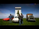 Top Gear - 15 сезон 4 серия (Дома на колёсах) [перевод Россия 2]